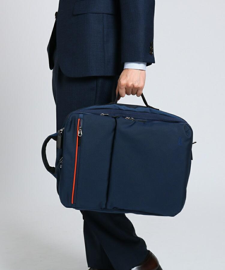 BR070(タケオキクチ)通販|【 BPS 】3WAYビジネスバッグ [リュック ショルダー]