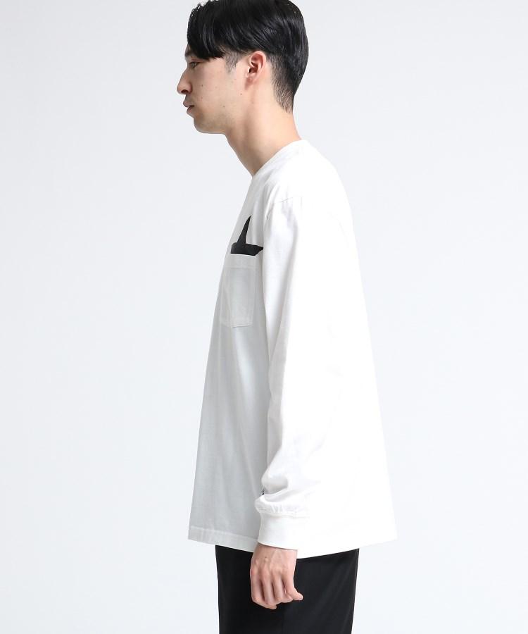 BR170(ティーケー タケオ キクチ)通販|【WEB限定】USAコットン スターポケットTシャツ(長袖)