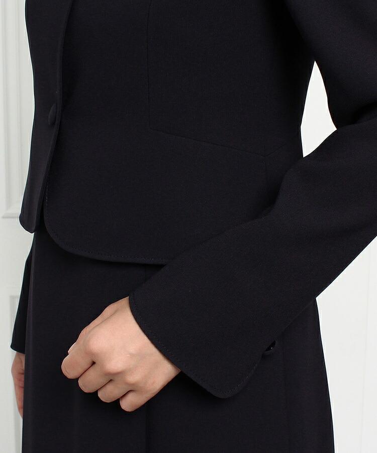 BRA14(ワールド フォーマル セレクション)通販|Reflect 丸襟ジャケット&ワンピースアンサンブル