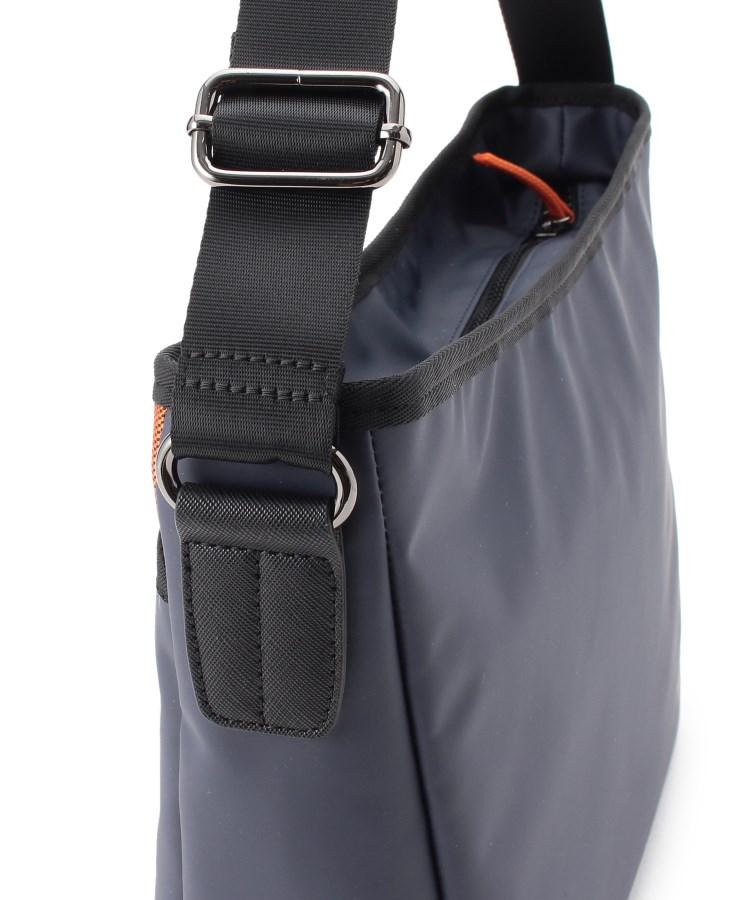 BR070(タケオキクチ)通販|【WEB限定】撥水ターポリンショルダーバッグ