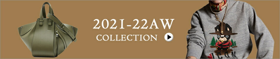 2021-22AW COLLECTION コレクション