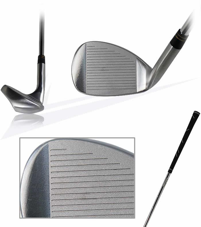 World Golf World Eagle Wg716 60 Degrees Sand Wedge Satin