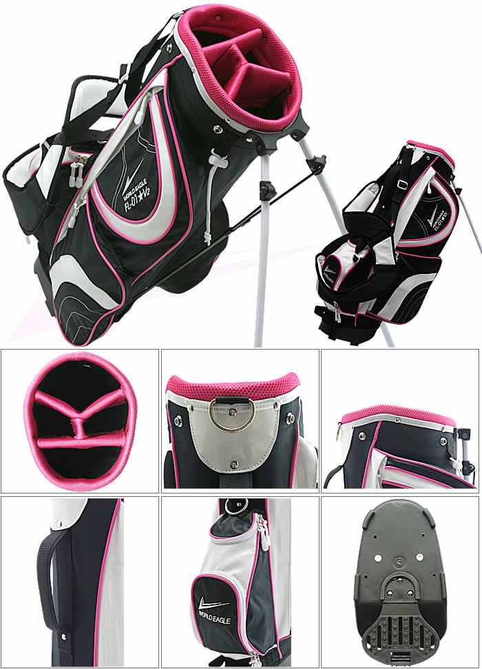 WORLD EAGLE FL-01★V2 レディース13点ゴルフクラブセット 2011年モデル【WORLD EAGLE】