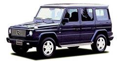ベンツ Gクラス 旧型 【標準ボディー 3ドア用】 1994/12〜2001/4 W463