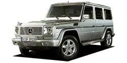 ベンツ Gクラス 旧型 【ロングボディー 5ドア用】 1994/12〜2001/4 W463