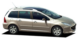 Peugeot プジョー307SW ワゴン 2002/8~2008/11 3EH#