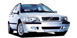 Volvo ボルボV40 1997/10~2004/5 4B#