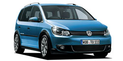 VW ゴルフトゥーラン 2004/4〜 1T#