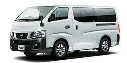 日産 NV350 キャラバン バン 【DX】 3/6人乗り 5ドア H24/6〜 E26