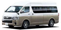 トヨタ ハイエースワゴン 【GL】 H19/8〜 TRH214W、219W
