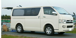 トヨタ ハイエースバン 【S-GL】 5人乗り H16/8〜 200系 標準幅
