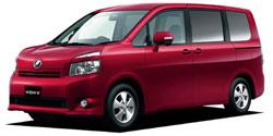 トヨタ ヴォクシー 【トランス 5人乗り】 H16/8~H19/6 AZR60G、AZR65G
