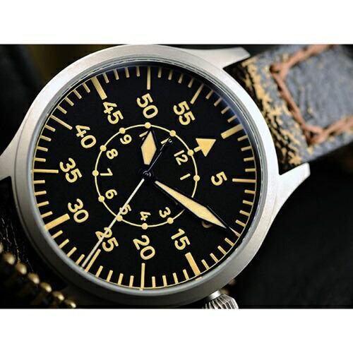 NavB-Uhr47mmVintageTitaniumB-Type