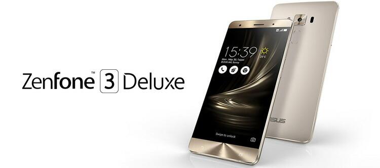 Zenfone3 Deluxe ZS570KL ケース&フィルム