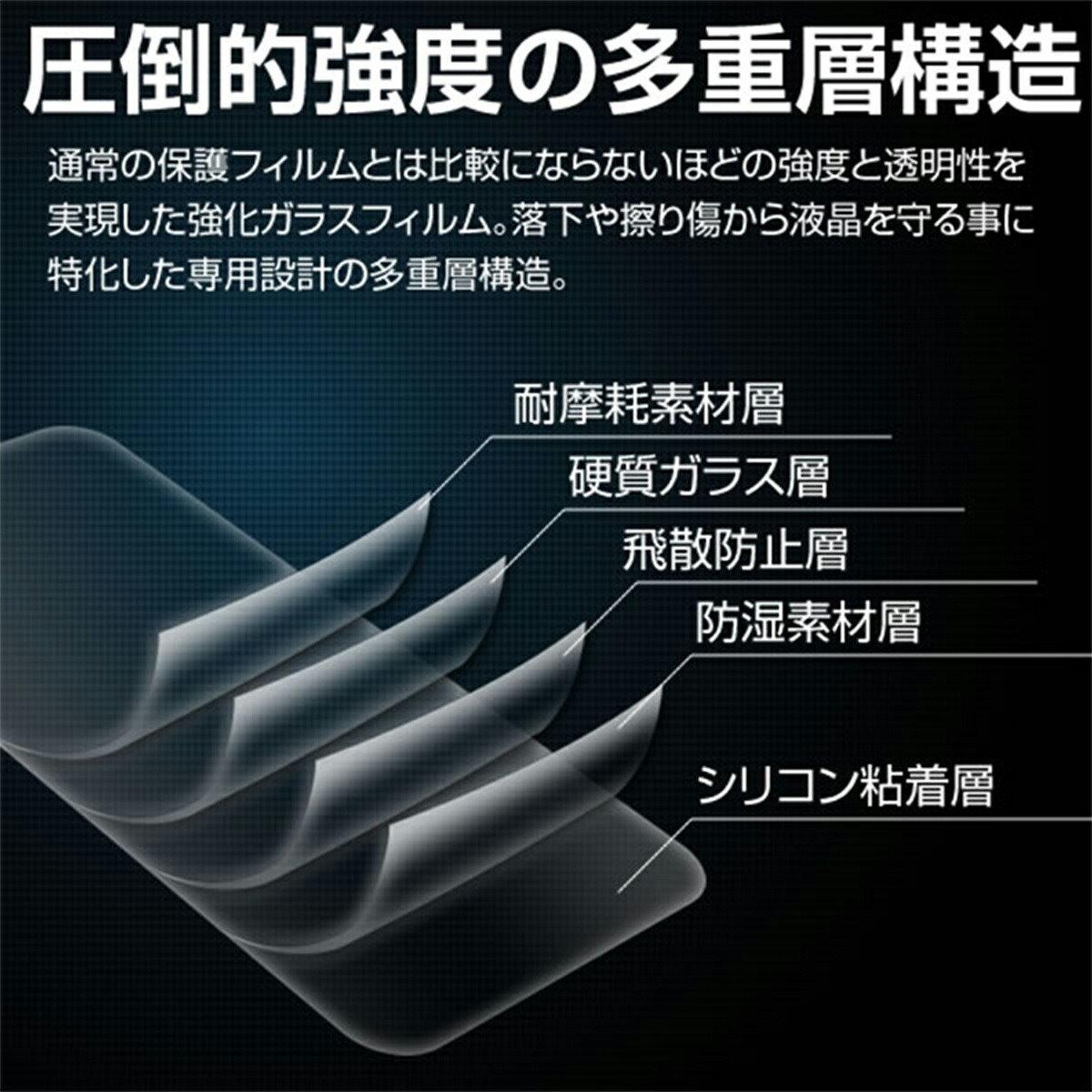 Galaxy S10 SC-03L SCV41 Galaxy S10+ SC-04L SCV42 レンズ保護強化ガラスフィルム