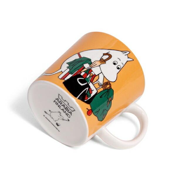 アラビア ムーミン ムーミンママ新 マグカップ 300ml ARABIA 18890詳細b画像