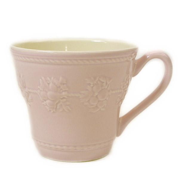 ウェッジウッド マグカップ WEDGWOOD フェスティビティ ピンク