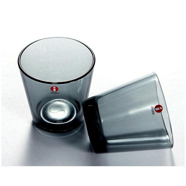 イッタラ カルティオ グラス タンブラー ペア 210ml グレー IITTALA 950460詳細b画像