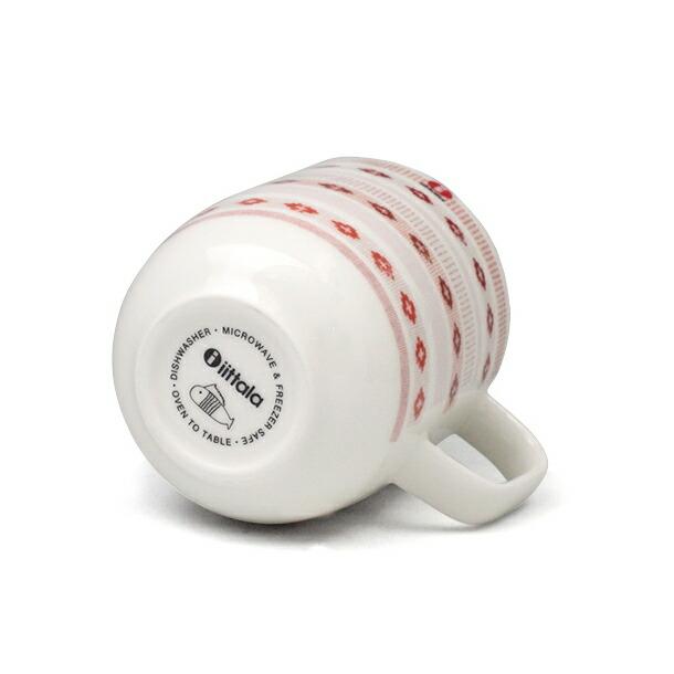 イッタラ サルヤトン マグカップ 360ml ティッキレッド IITTALA 18624詳細b画像