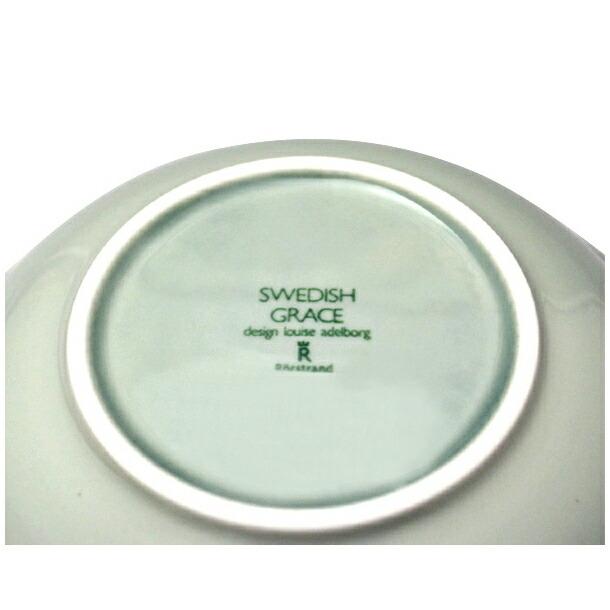 ロールストランド スウェディッシュグレース ディーププレート (深皿) 19cm メドウグリーン RORSTRAND 204詳細b画像