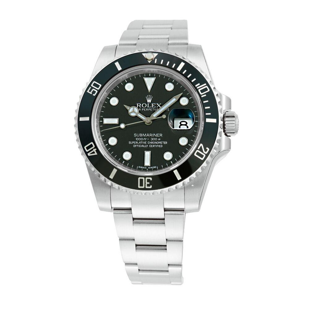 new product b3e8a d08e5 ロレックス ROLEX 腕時計 メンズウォッチ サブマリーナデイト 116610LN メンズ【お取り寄せ】