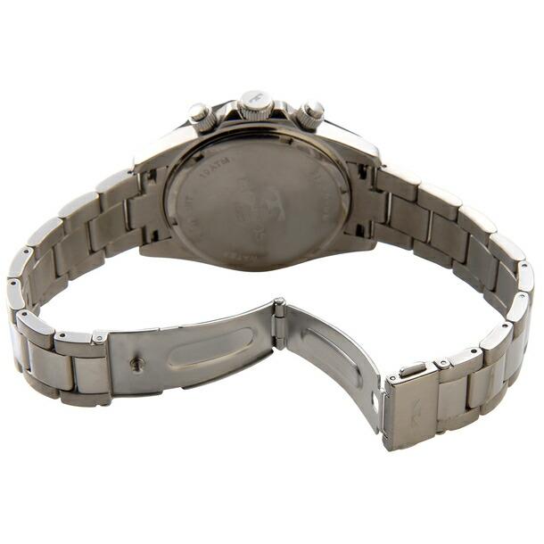 テクノス メンズ時計 TECHNOS クロノグラフ チタン T4322IT詳細b画像