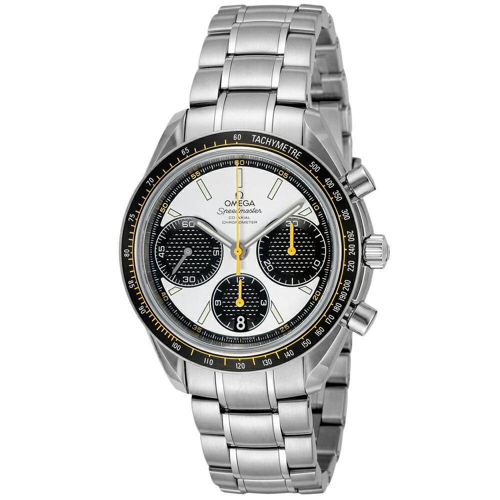 premium selection 10211 b00c1 オメガ OMEGA 腕時計 メンズウォッチ スピードマスターレーシング コーアクシャル 326.30.40.50.04.001 メンズ  【お取り寄せ】【omw】