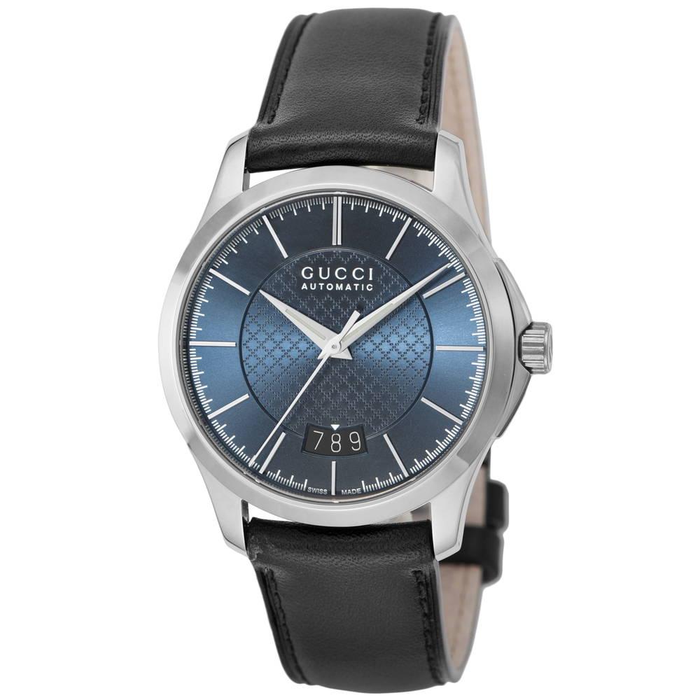 quality design 7eb2c 10ab8 グッチ GUCCI 腕時計 メンズウォッチ 【Gタイムレス】 YA126443 ブルー【mwc】