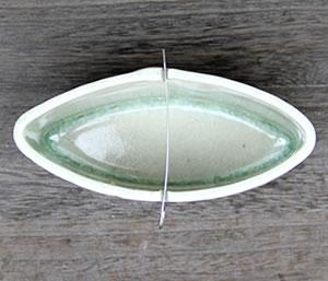 蚊やり 陶器蚊遣り しがらきやき蚊遣器