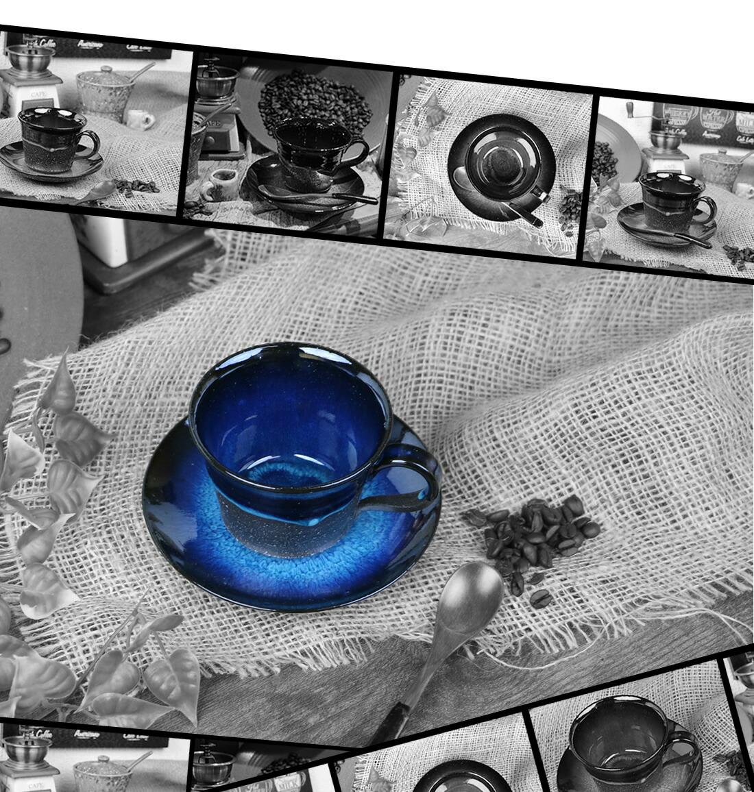 信楽焼 コーヒーカップ カップ&ソーサ 高級 ギフト