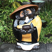 特大お坊さん(鉄鉢)