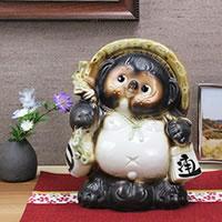 8号ひねり狸(オス)