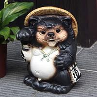 シーサー狸(オス)