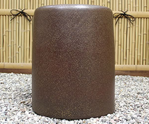 テーブルセット 陶器つく信楽焼テーブルセット ガーデン 庭園セット やきもの机