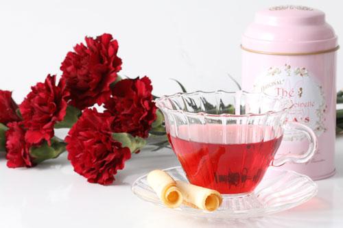 ほっと一息つくお茶の時間を母の日にプレゼント