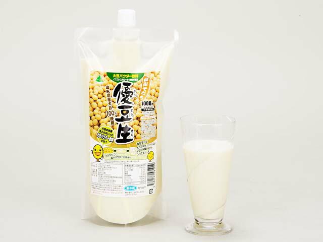 大豆パウダー飲料