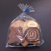 クッキー袋詰め