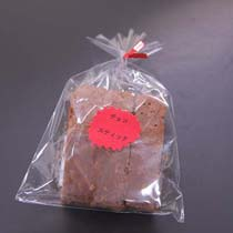 チョコスティック袋詰め