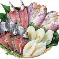日本海の干物