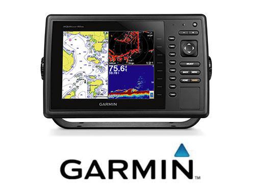 GPS魚探(ガーミン)