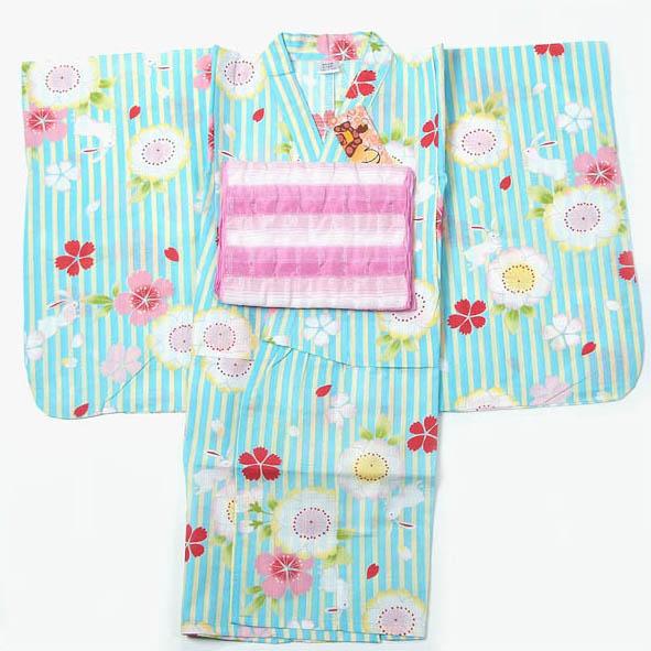 子供浴衣セット