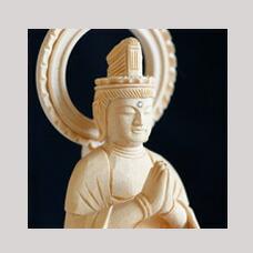 仏像 2寸 ■ 十二支守本尊 ■ 辰 巳 たつ へび ■ 普賢菩薩 ■ 守り本尊 ■ 辰年 巳年