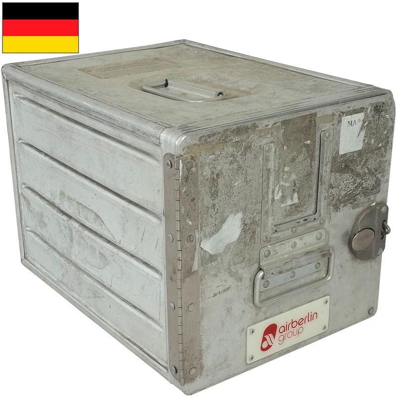 Air Berlin アルミコンテナ USED