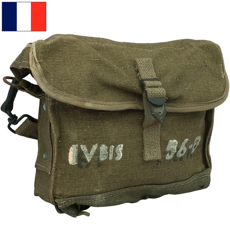 フランス軍 ノースコンバットバッグ オリーブ デッドストック