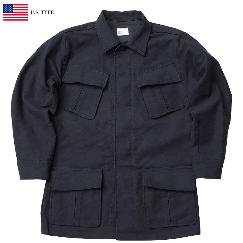 アメリカ軍タイプ モールスキン ジャングル ファティーグジャケット