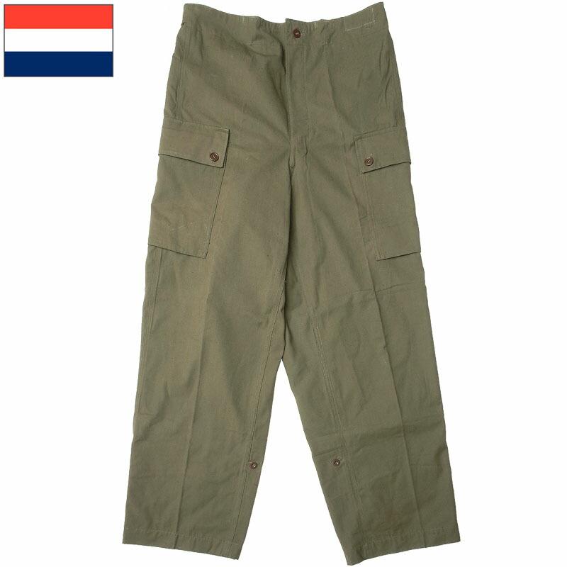 オランダ軍 NATO フィールドパンツ デッドストック