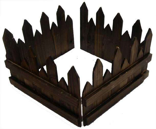 山本人形オリジナル手作り木枠