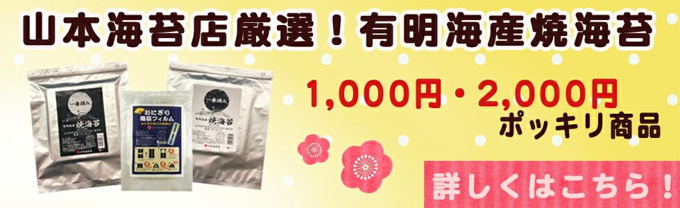 1000.2000円ポッキリ商品