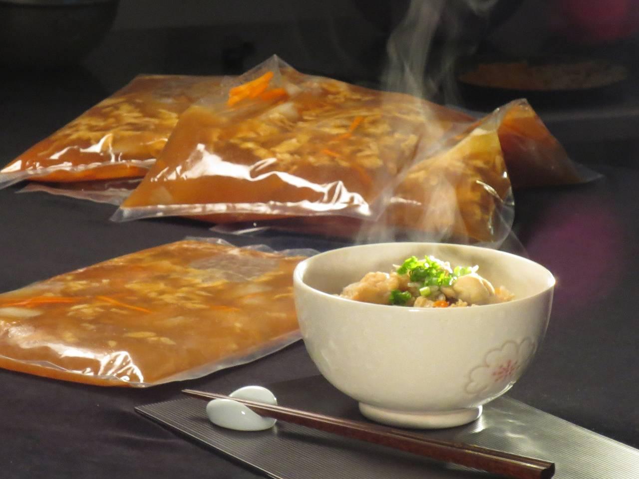 ふぐ炊き込みご飯の素・商品画像その1