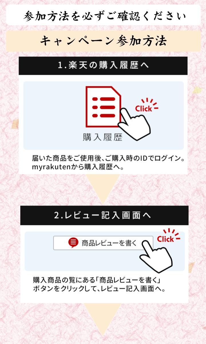 レビュー投稿者限定キャンペーン02